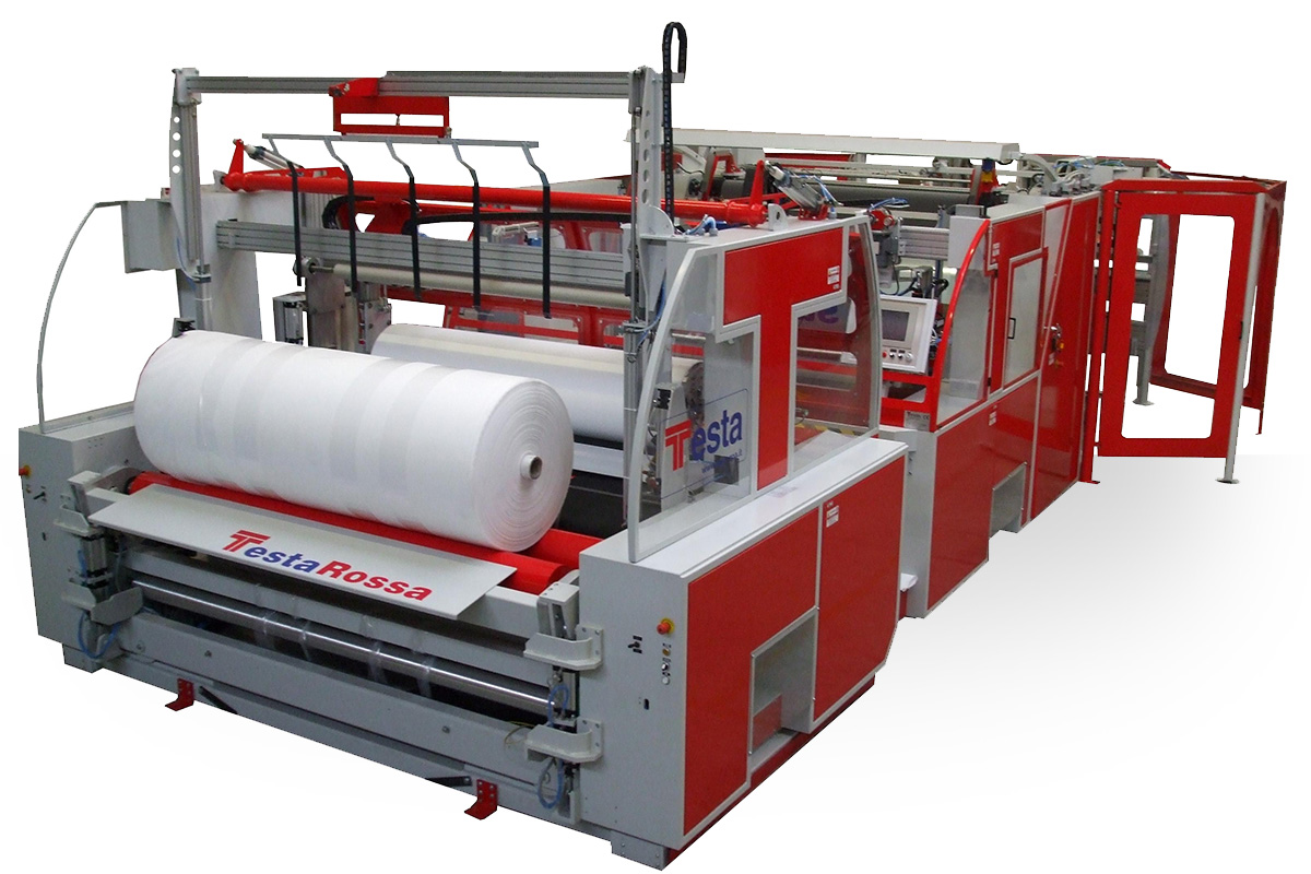 Testa Group : Inspection machines, packing machines and